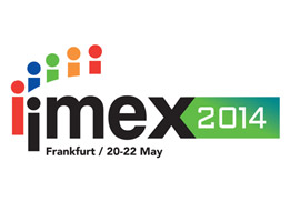 Conference Partners attend IMEX 2014 in Frankfurt