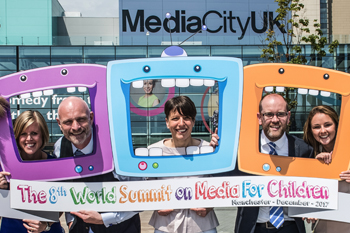 Conference Partners UK win bid to host the World Summit on Media for Children in 2017