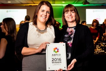 jenny-marchmont-sarah-fitzpatrick-at-the-abpco-excellence-awards-2016