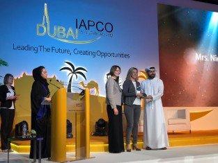 IAPCO 2016 Client Award