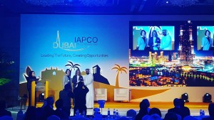 IAPCO Driving Excellence Award for ESOF 2016